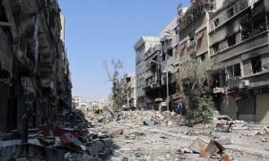 Συρία: Πάνω από 2.000 πρόσφυγες απομακρύνθηκαν από παλαιστινιακό καταυλισμό