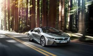 BMW Group: Τo i8 τιμήθηκε με το World Green Car Award