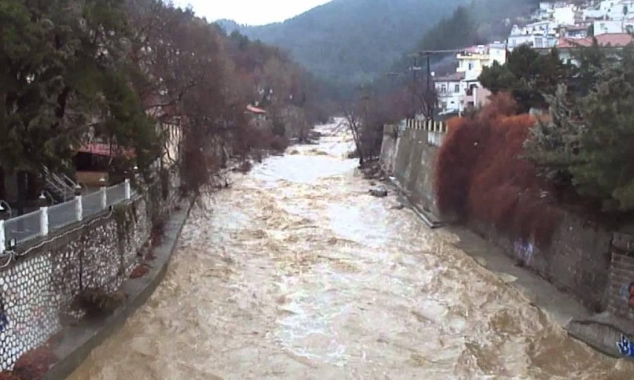 Ξάνθη: Ανήλικο κορίτσι έπεσε σε ποτάμι
