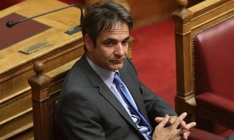 Μητσοτάκης: Η ΝΔ θα καταψηφίσει το νομοσχέδιο για την κατάργηση των φυλακών τύπου Γ'