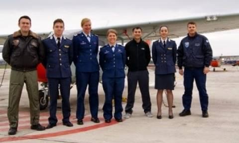 H Air Academy φιλοξενήθηκε στη Σχολή Ικάρων