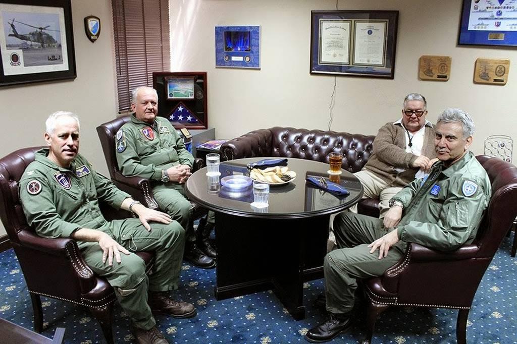 Επίσκεψη Αρχηγού ΤΑ στην 115ΠΜ (pics)