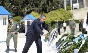 Καμμένος: Η ανθρωπότητα χρωστά πολλά στην Ελλάδα