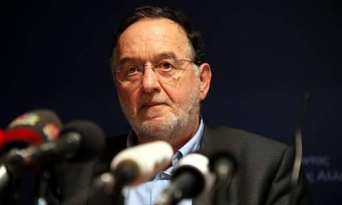 Λαφαζάνης: Ζήτησε να ανασταλεί το πρόγραμμα εθελουσίας εξόδου στη Χαλυβουργική