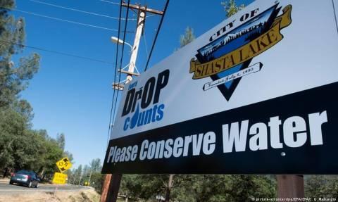 Nέοι κανόνες για την κατανάλωση νερού