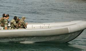 Λέσβος: Σύλληψη παράνομα εισελθόντων αλλοδαπών