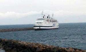 Οι ισχυροί άνεμοι δημιούργησαν νέα προβλήματα στο «Βιτσέντζος Κορνάρος»