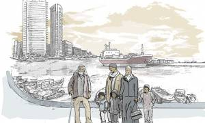 BBC: Έκανε «ενημερωτικό παιχνίδι» το δράμα των προσφύγων από τη Συρία (photos)