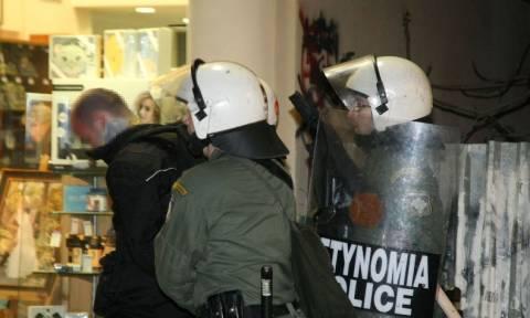 Ηράκλειο  Μεγάλη αστυνομική επιχείρηση σε εξέλιξη για όπλα - ναρκωτικά 4d3e2124d7a