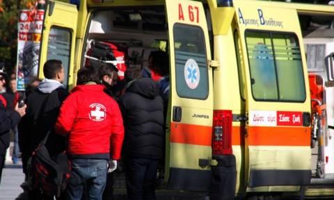 Ξάνθη: Τραγικό τροχαίο με δύο νεκρούς