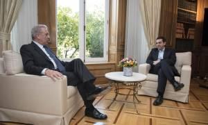 Τσίπρας: Οι διαπραγματεύσεις εξελίσσονται και ωριμάζουν (vid)