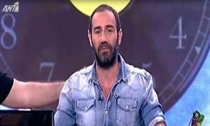«Λύγισε» on air ο Κανάκης όταν μίλησε για τον πατέρα του