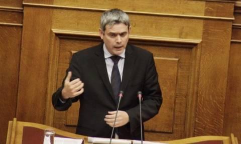 ΝΔ: Κομματική η διαφήμιση της Κωνσταντοπούλου
