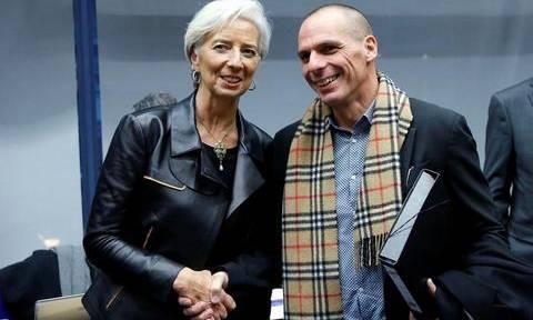 Αναδιάρθρωση του χρέους πρότεινε ο Βαρουφάκης στο ΔΝΤ