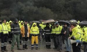 Χαλκιδική: Σταματούν τις κινητοποιήσεις ως τις 16 Απριλίου οι μεταλλωρύχοι
