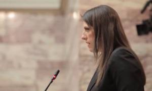 Νέο σποτ για το χρέος με πρωταγωνίστρια την Ζωή Κωνσταντοπούλου (video)