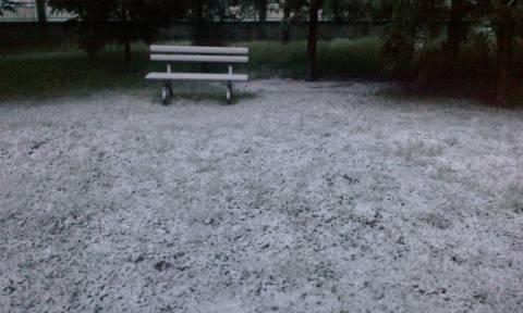 Ραγδαία επιδείνωση του καιρού - Πού θα χιονίσει την Μ. Τετάρτη