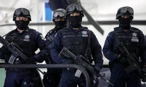 Μεξικό: 15 αστυνομικοί σκοτώθηκαν και 5 τραυματίστηκαν σε ενέδρα από μέλη συμμορίας