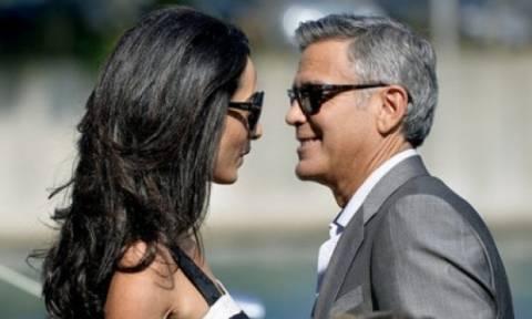 Ο George Clooney & η Amal Alamuddin σήκωσαν θύελλα αντιδράσεων