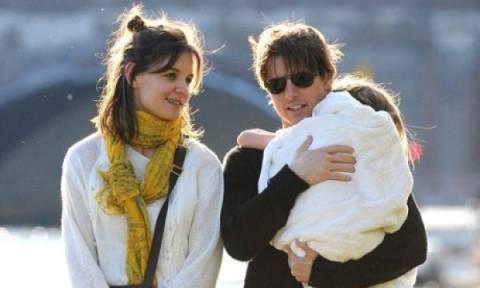 Γιατί βρε μπαμπά; Δεν θα πιστεύετε πόσο καιρό έχει να δει την κόρη του ο Τom Cruise