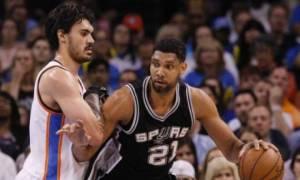 NBA: Ισοπεδωτικοί Σπερς και οκτάδα για Πέλικανς