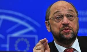 Διάψευση Σουλτς ότι υπήρξε έκθεση του Ευρωκοινοβουλίου περί Grexit