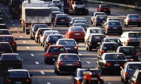 Αύξηση 29,5% στην κυκλοφορία αυτοκινήτων τον Μάρτιο