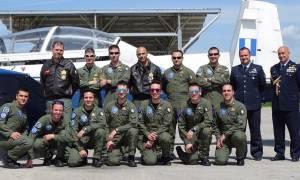 Αποφοίτηση 6ης Σειράς Εκπαιδευομένων Ιταλών πιλότων στη Σχολή Ικάρων (pics)