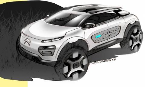 Citroen: Το C4 Cactus κατακτά τη διάκριση World Car Design (photos)