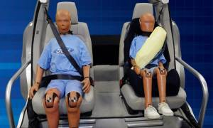 Ford: Η χρήση της ζώνης ασφαλείας των επιβατών (photos)