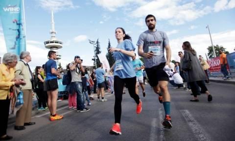 Θεσσαλονίκη: Το Μάιο ο δεύτερος αγώνας «Τρέξε χωρίς Τερματισμό»