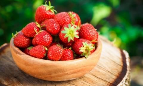 Η ακαταμάχητη φράουλα με τα πολλά οφέλη στον οργανισμό μας