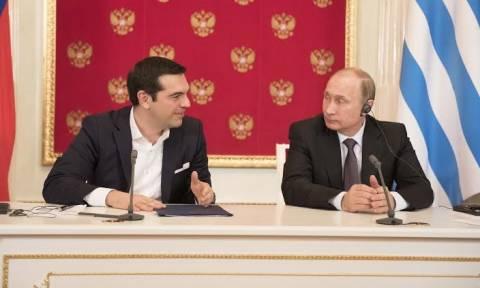 Σύναντηση Τσίπρα – Πούτιν: Τι συζητήθηκε για φυσικό αέριο και αγροτικά προϊόντα