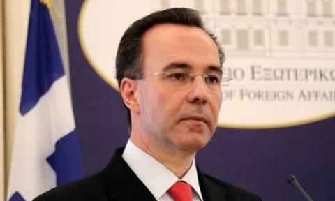 Κύπρος: Η απάντηση του ΥΠΕΞ στις δηλώσεις Άιντε