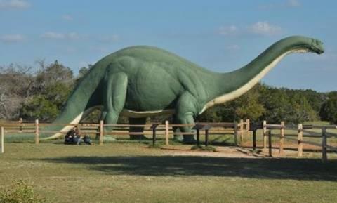 Η επιστροφή του… Βροντόσαυρου