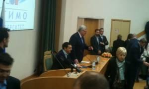 Συνεχής ενημέρωση: Δεύτερη ημέρα επαφών του Αλ. Τσίπρα στη Μόσχα