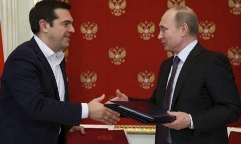 Τα διεθνή ΜΜΕ για τη συνάντηση Τσίπρα - Πούτιν