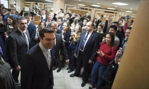 Τσίπρας: Συστατικό μέρος της εξωτερικής πολιτικής της Ελλάδας η Ρωσία (video)