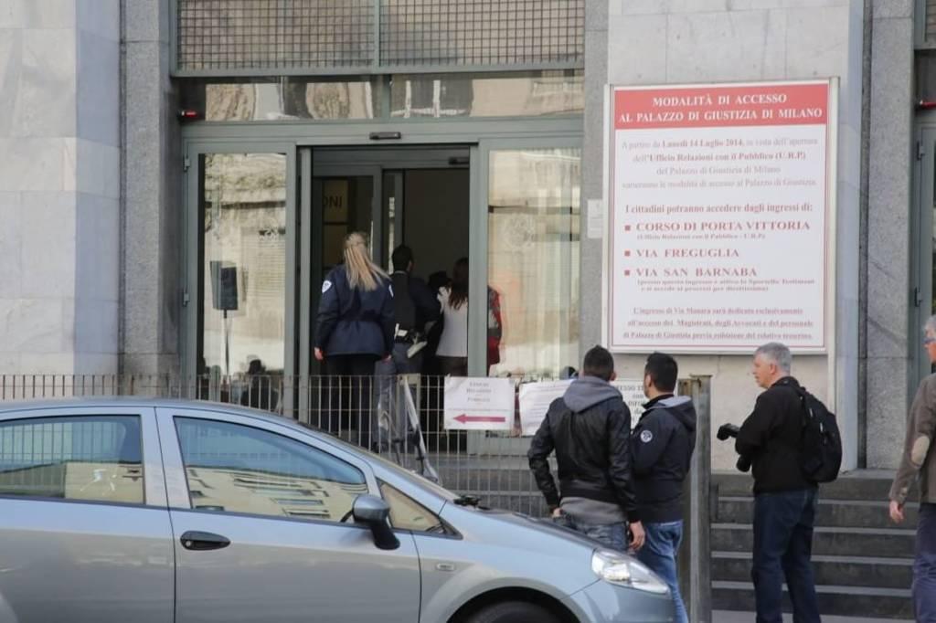 Ιταλία: Πυρά στο Δικαστικό Μέγαρο του Μιλάνου - Δύο νεκροί