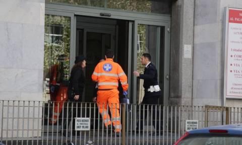 Ιταλία: Πυρά στο Δικαστικό Μέγαρο του Μιλάνου - Τέσσερις νεκροί