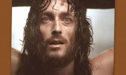 Πώς φτιάχτηκε το χαρακτηριστικό βλέμμα του «Ιησού Από Την Ναζαρέτ»