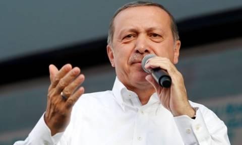Ερντογάν: Ο ισλαμικός κόσμος διαλύεται