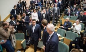 Τι αποκάλυψε ο Τσίπρας από τη Μόσχα για τράπεζες και διαπραγματεύσεις