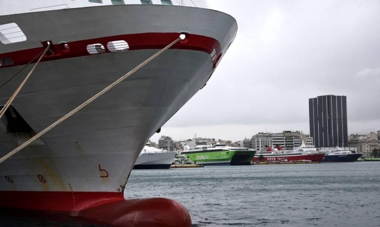 Δεμένα τα πλοία στα λιμάνια τη Μεγάλη Πέμπτη