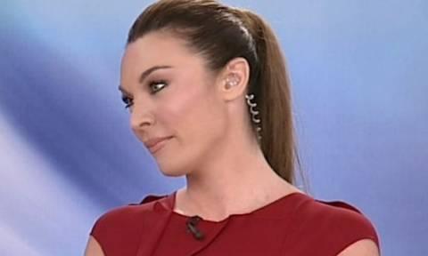 Τατιάνα Στεφανίδου: Δείτε τη λαμπάδα της κόρης της!