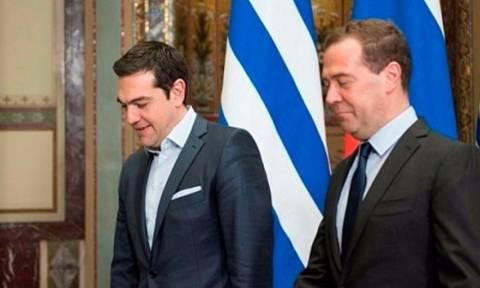 Μεντβιέντεφ: Πολύ σημαντικός εταίρος με προοπτική η Ελλάδα