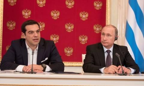 Ο διεθνής Τύπος για την επίσκεψη του Αλέξη Τσίπρα στη Μόσχα