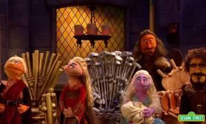 Το Sesame Street παίζει Game of Thrones (video)