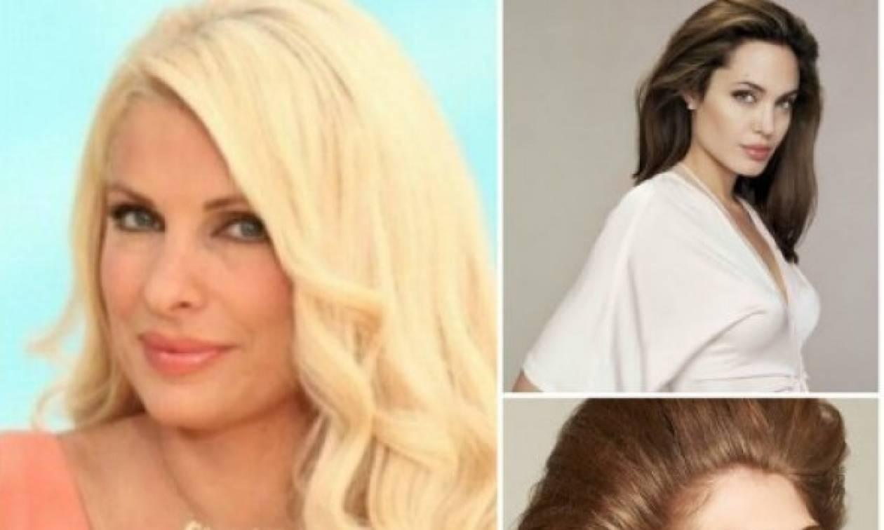 Η απομυθοποίηση της Jolie,η μετάλλαξη της star & η επίσκεψη που δε δέχτηκε η Μενεγάκη