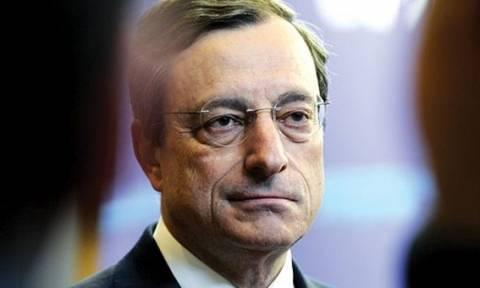 Νέα σύσταση Ντράγκι στις τράπεζες για την έκθεσή τους στο χρέος